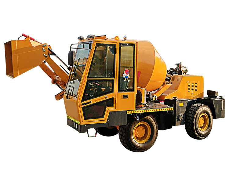 mixer truck for sale